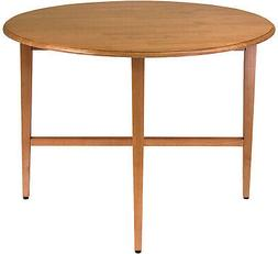 Winsome Wood 34942 Hannah Dining, Light Oak