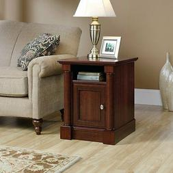 Sauder 420519 Wooden Constructed Palladia Side Table In Sele