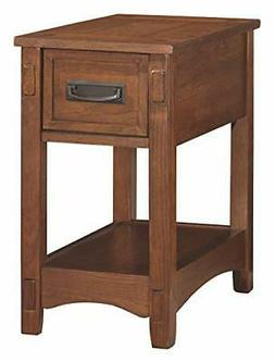 Ashley Furniture Signature Design - Breegin Chairside End Ta