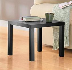 DHP Small Sofa End Table - Living Room Furniture for Your So