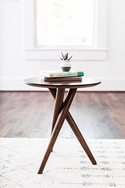 EDLOE FINCH - Gus Small End Table for Living Room - Mid Cent