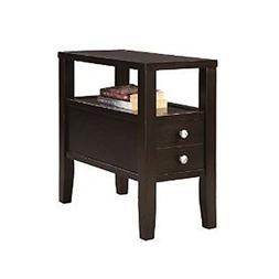 ORE International 7708 Traditional Side/End Table with 2 Dra