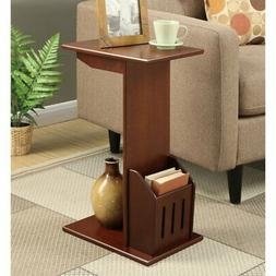 Convenience Concepts Abby Magazine C End Table
