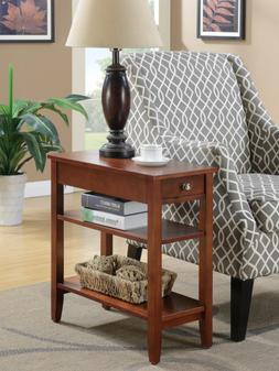 Convenience Concepts American Heritage Three Tier End Side T