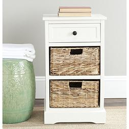 Safavieh American Homes Collection Carrie Distressed Cream S