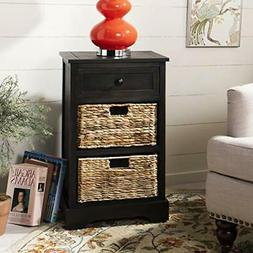Safavieh American Homes Collection Carrie Brown Side Storage
