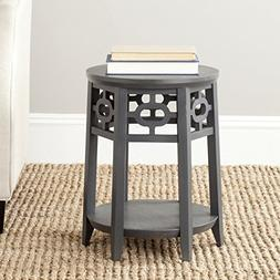 Safavieh American Homes Collection Charcoal Grey Adela Side