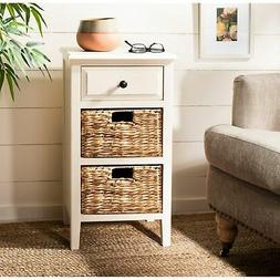 Safavieh American Homes Collection Everly Distressed White S