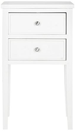 Safavieh American Homes Collection Toby White End Table