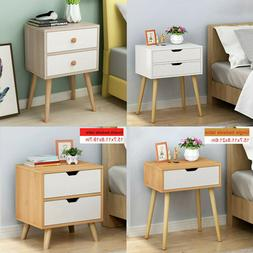 Bedroom Nightstand Coffee Table Sofa Side End Table Living R