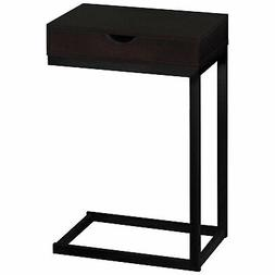 Monarch Specialties I 3031, Accent Table with a drawer , Chr