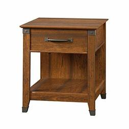 carson forge smartcenter side table l 22