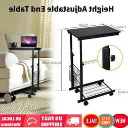 Coffee Tray Side Sofa Table Computer Desk Laptop Workstation