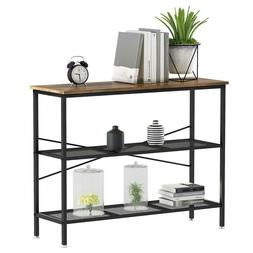 console table end side stand table hallway