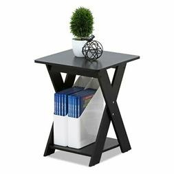 Furinno Criss Cross Chair Side Table