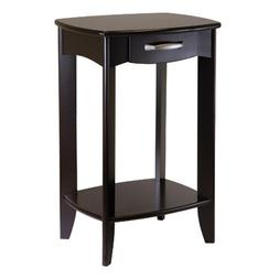 Winsome Wood Danica Side Table