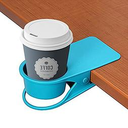 Drinking Cup Holder Clip ,Clamp Home Office Table Desk Side