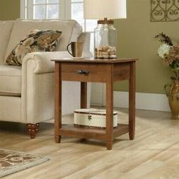 "Sauder 419400 Edge Water Side Table, L: 19.45"" x W: 18.50"" x"