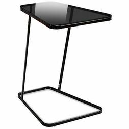 End Table Accent Side Snack Coffee Sofa Table Modern C Shape