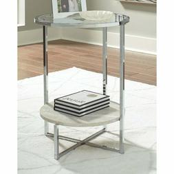 End Tables For Living Room Small Round Sofa End Table Glass