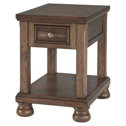 Signature Design by Ashley Flynnter Chair Side End Table wit