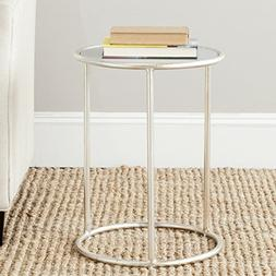 Safavieh Home Collection Shay Silver Accent Table