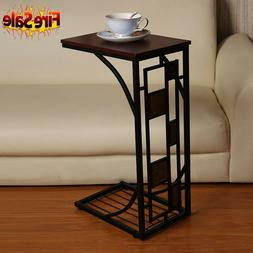 Hot Sofa Table Side Table Coffee Tea Table Telephone Lamp Ta