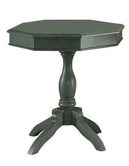 247SHOPATHOME IDF-AC6442TL Brogan Side Table, Teal
