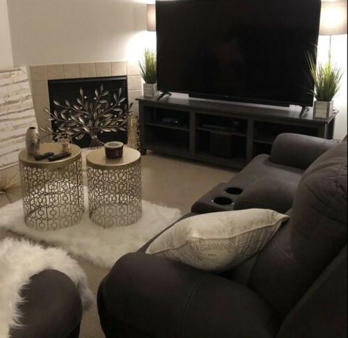 2 Accent Table Nightstand