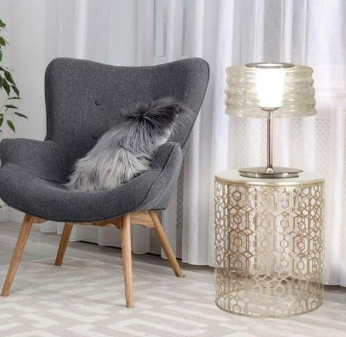 2 Nesting Accent End Table