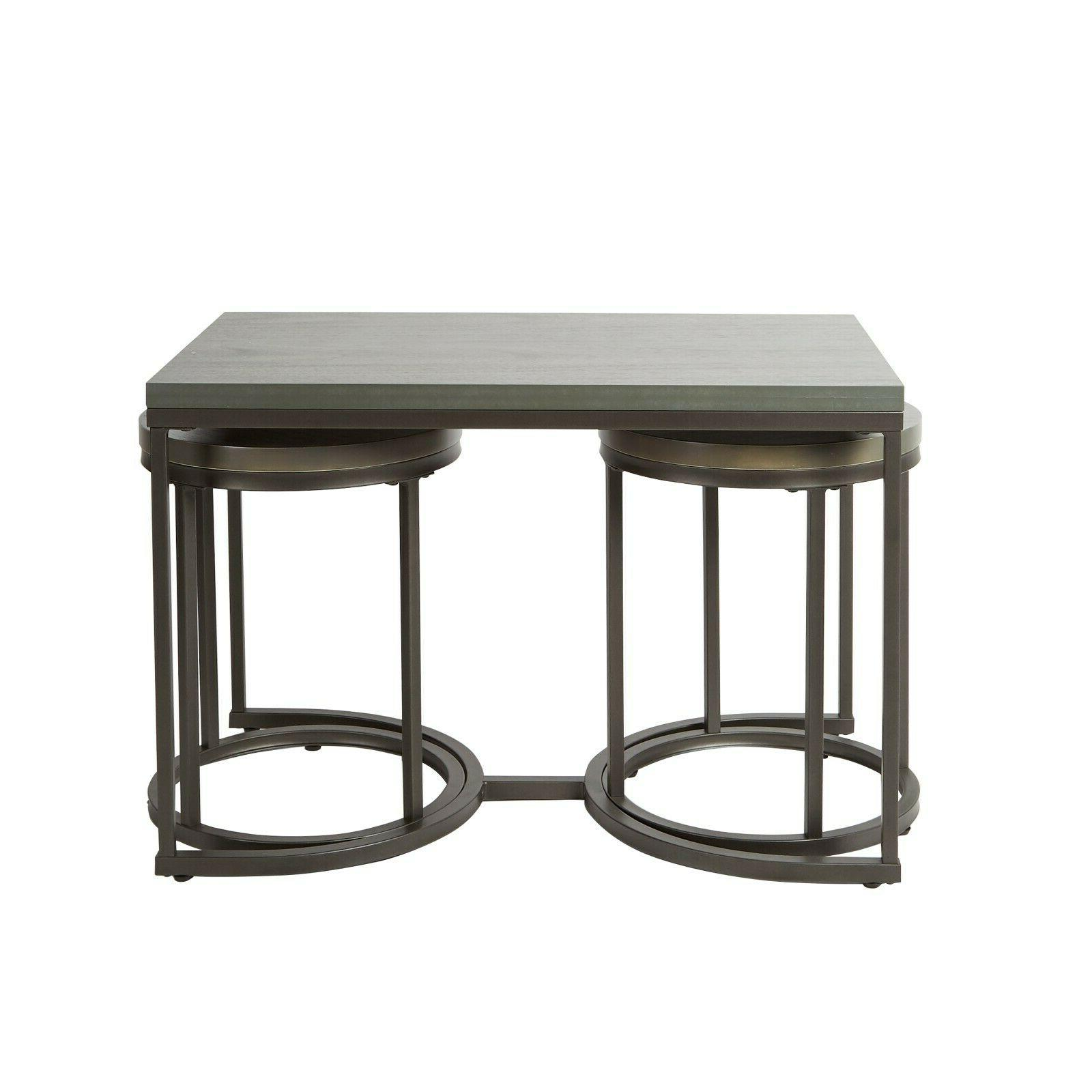 set round coffee table Tables modern