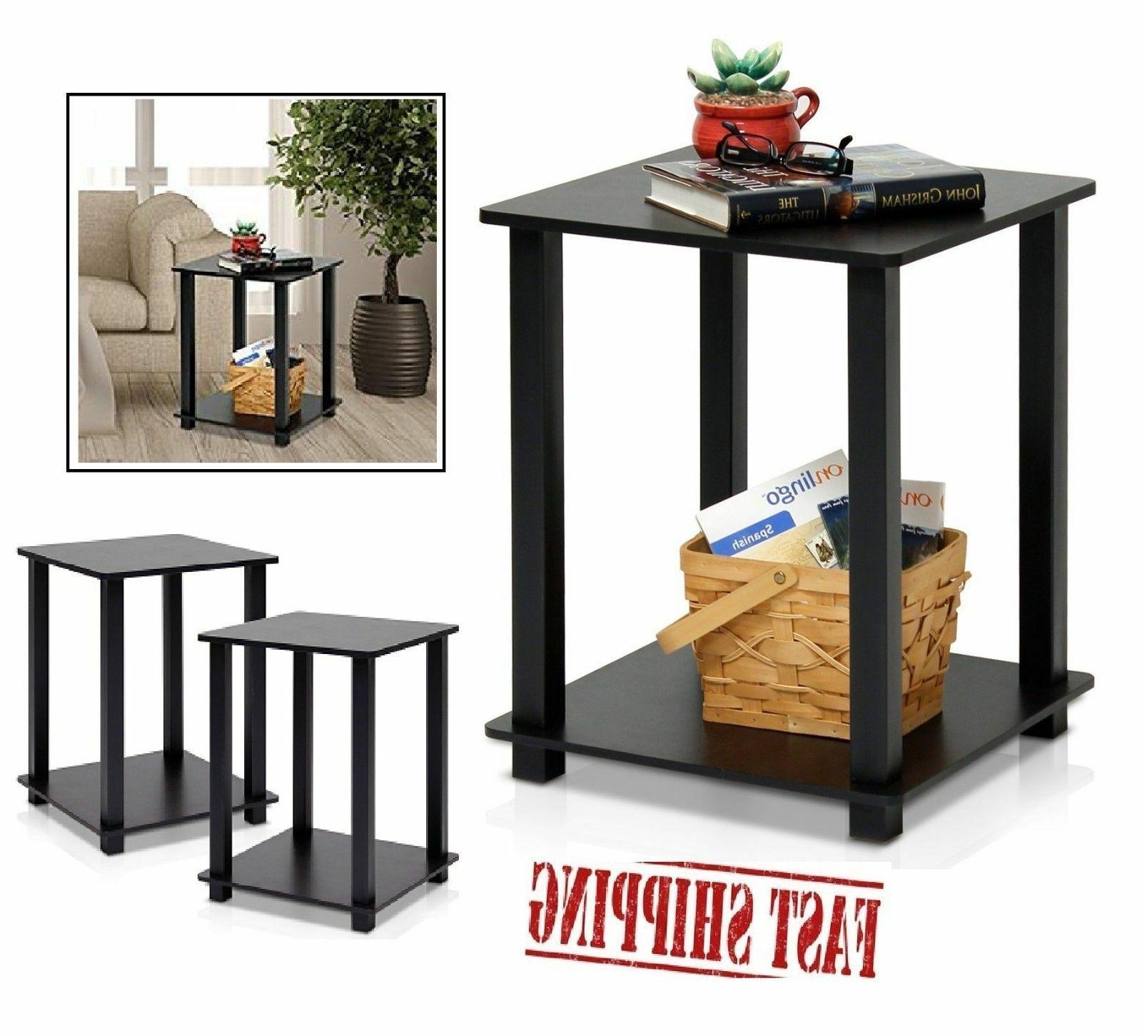 FURINNO 12127EX END TABLE COFFEE STAND NIGHT SIDE ACCENT FUR