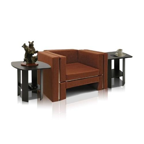 Furinno 2-11180EX End Table Two,