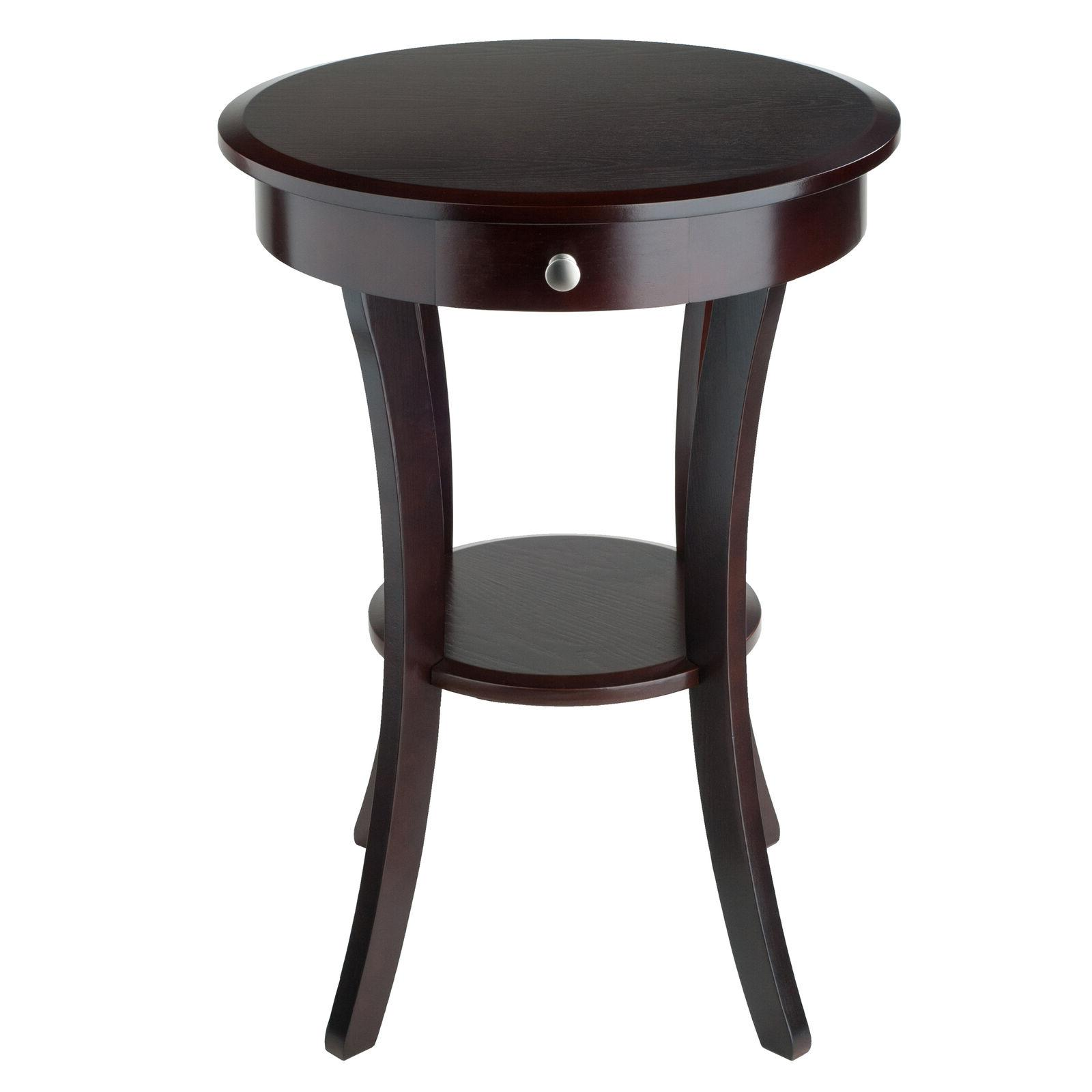 Accent Table Sofa Side Display