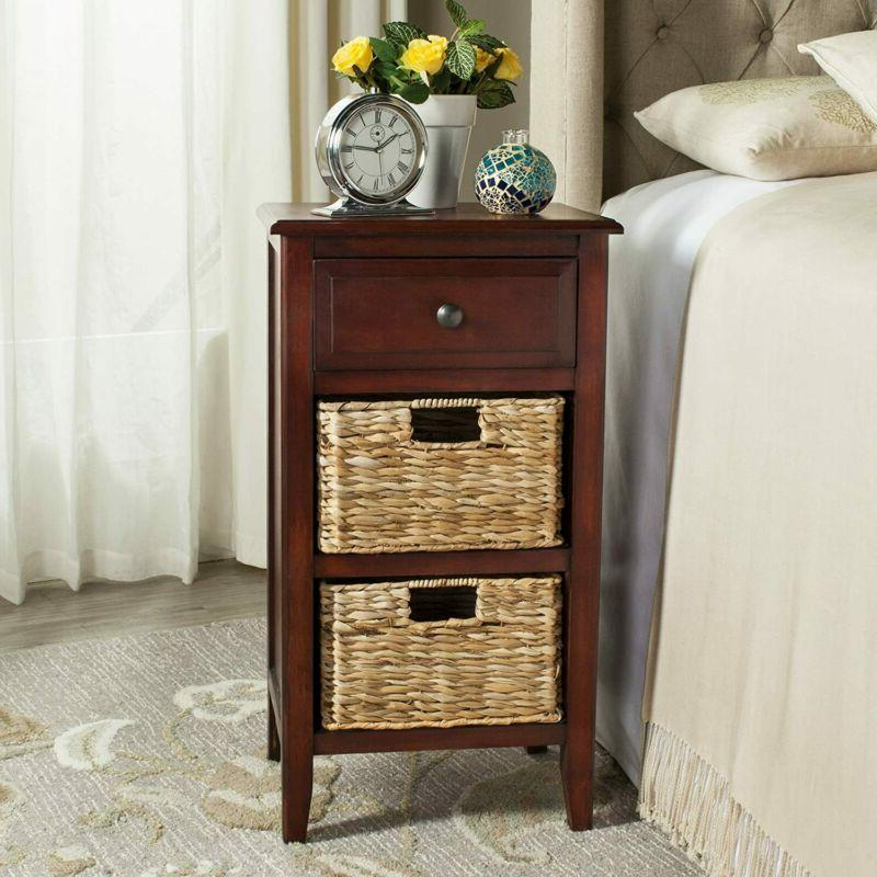 Safavieh American Homes Collection Everly Distressed Black S