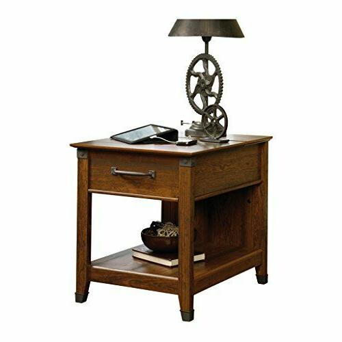 """Side Table, L: 22.09"""" x H:..."""
