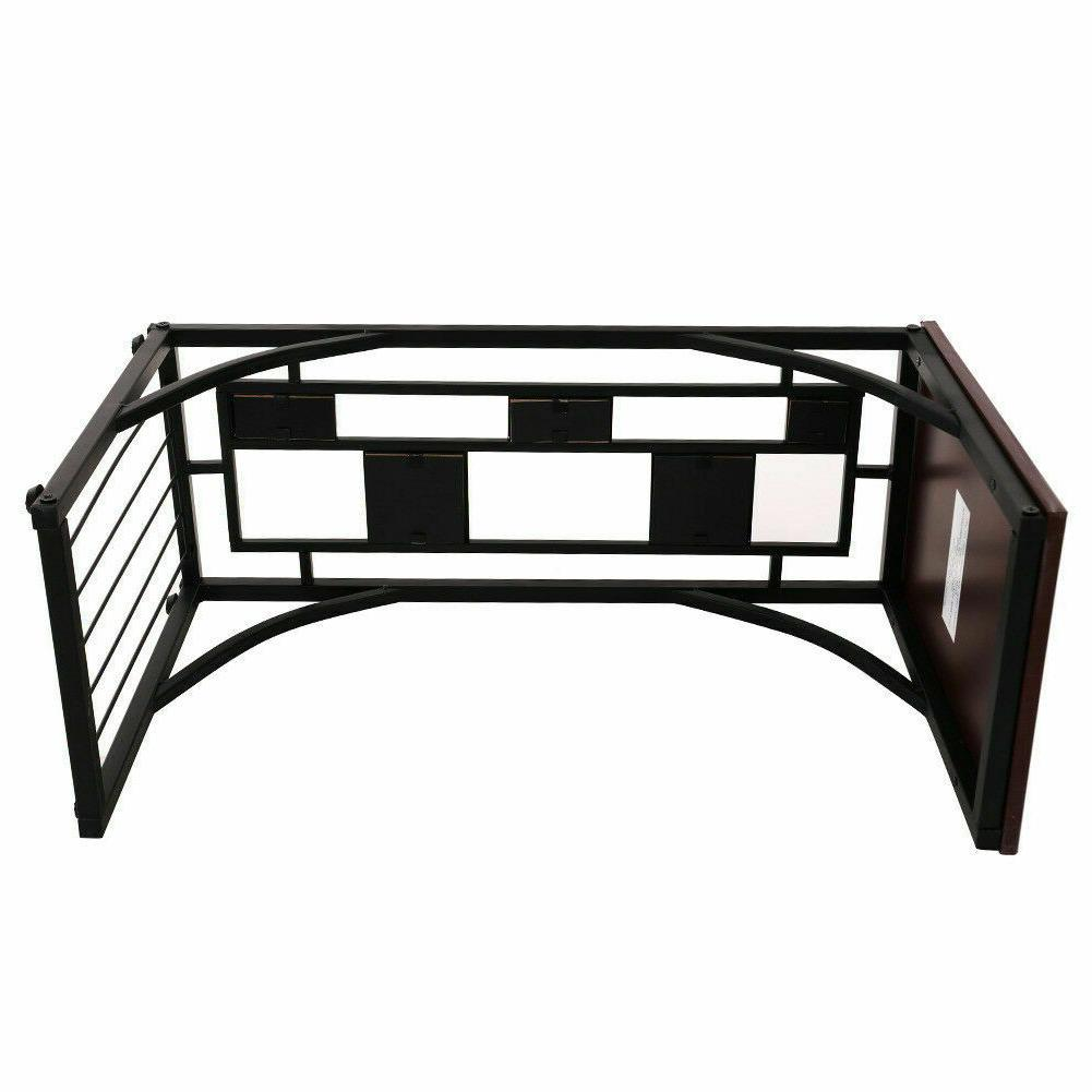 2*Coffee Tray Side Table Stand TV Snack