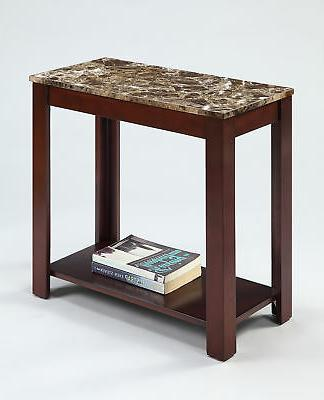 devon chair side table
