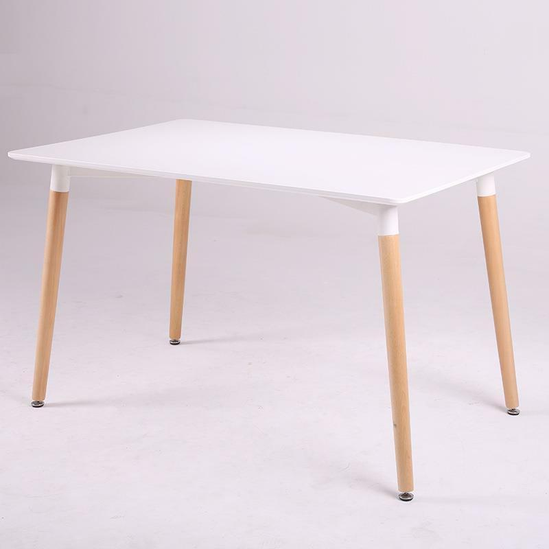 Eames Dining Side End Table Wood Legs Office Coffee Desk Kit