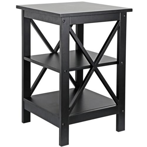 X-Design 24 Inch Side End Table Room