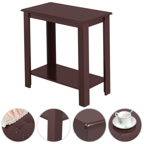 Chair Narrow End Table Spaces