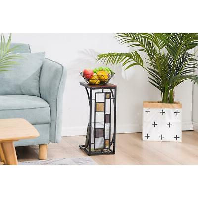 Hot 2 Tray Couch Console Stand End TV Lap Snack