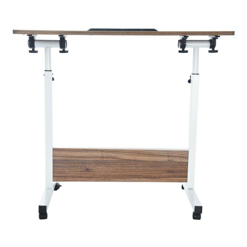 Floding Table Laptop PC Beside End Table Coffee Tray Stand