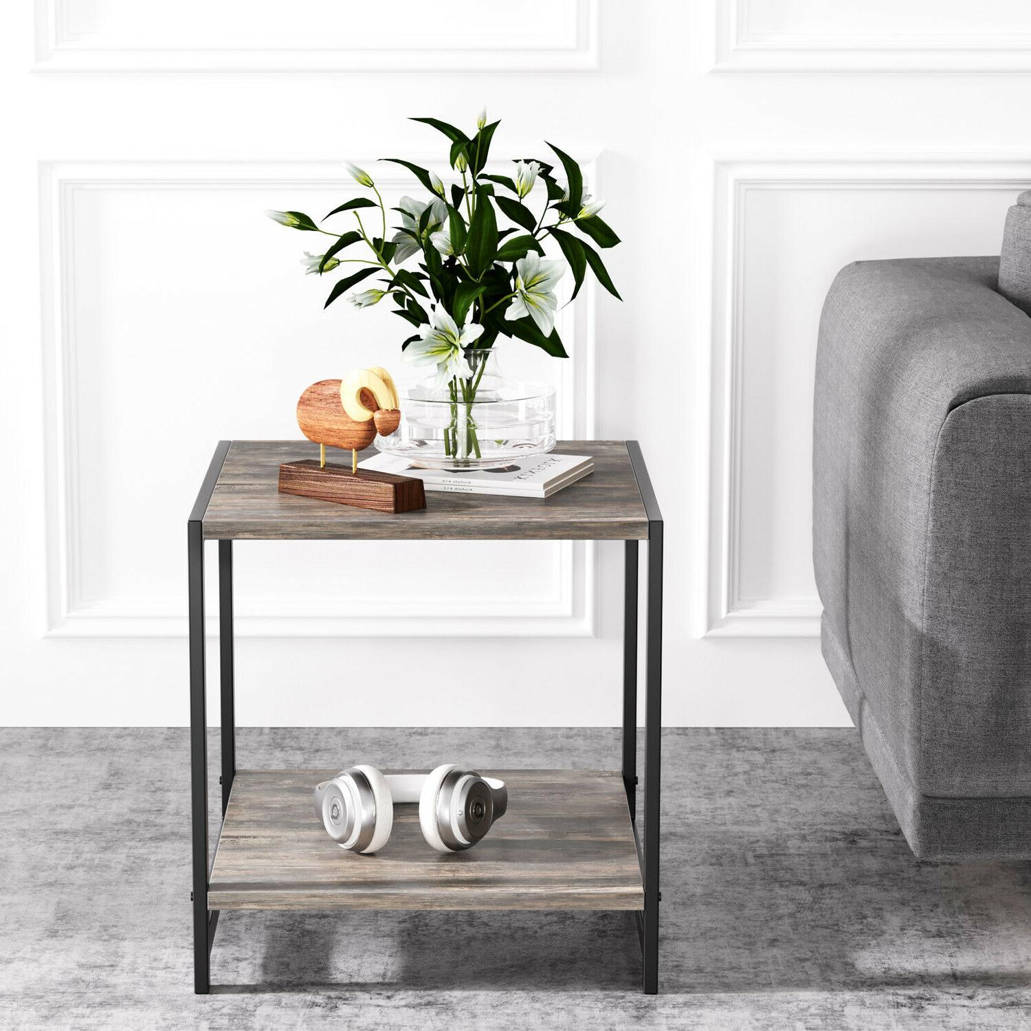 IRONCK Industrial 2-Tier Table, Table
