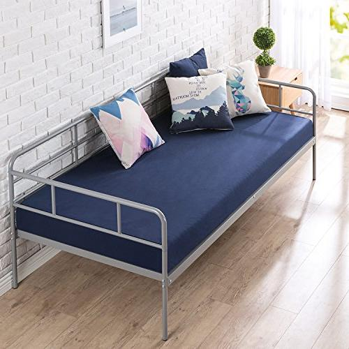leo twin daybed frame steel