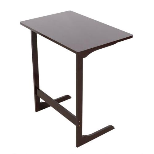 stylish end side table console l shaped