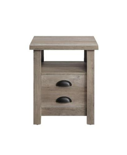 Modern Farmhouse End Table from Better Homes and Gardens Rus