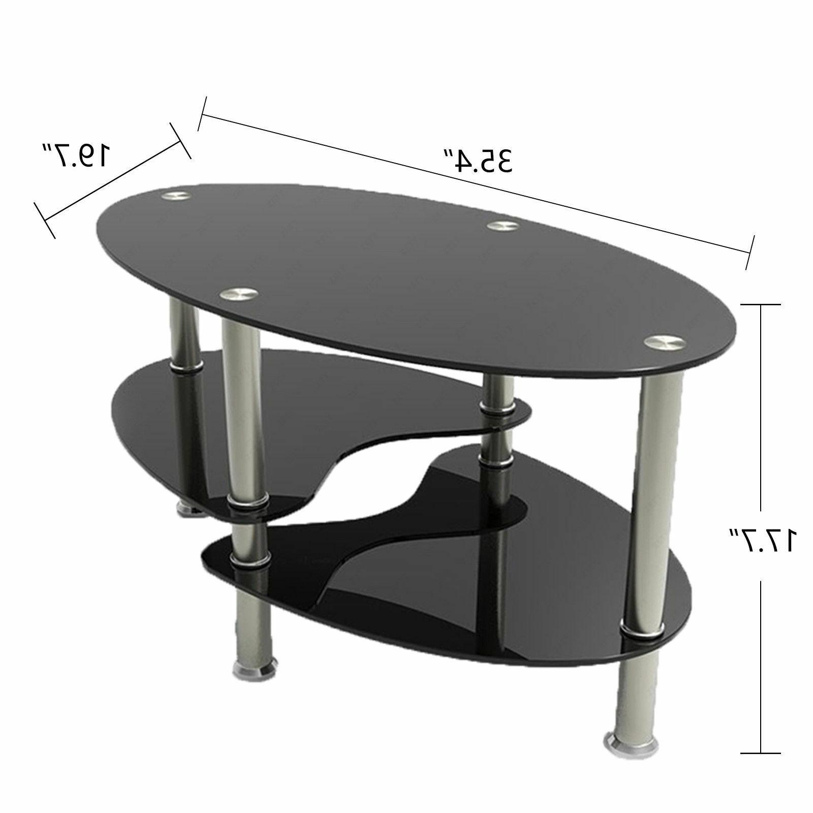 Modern Table Side Table w/ Furniture