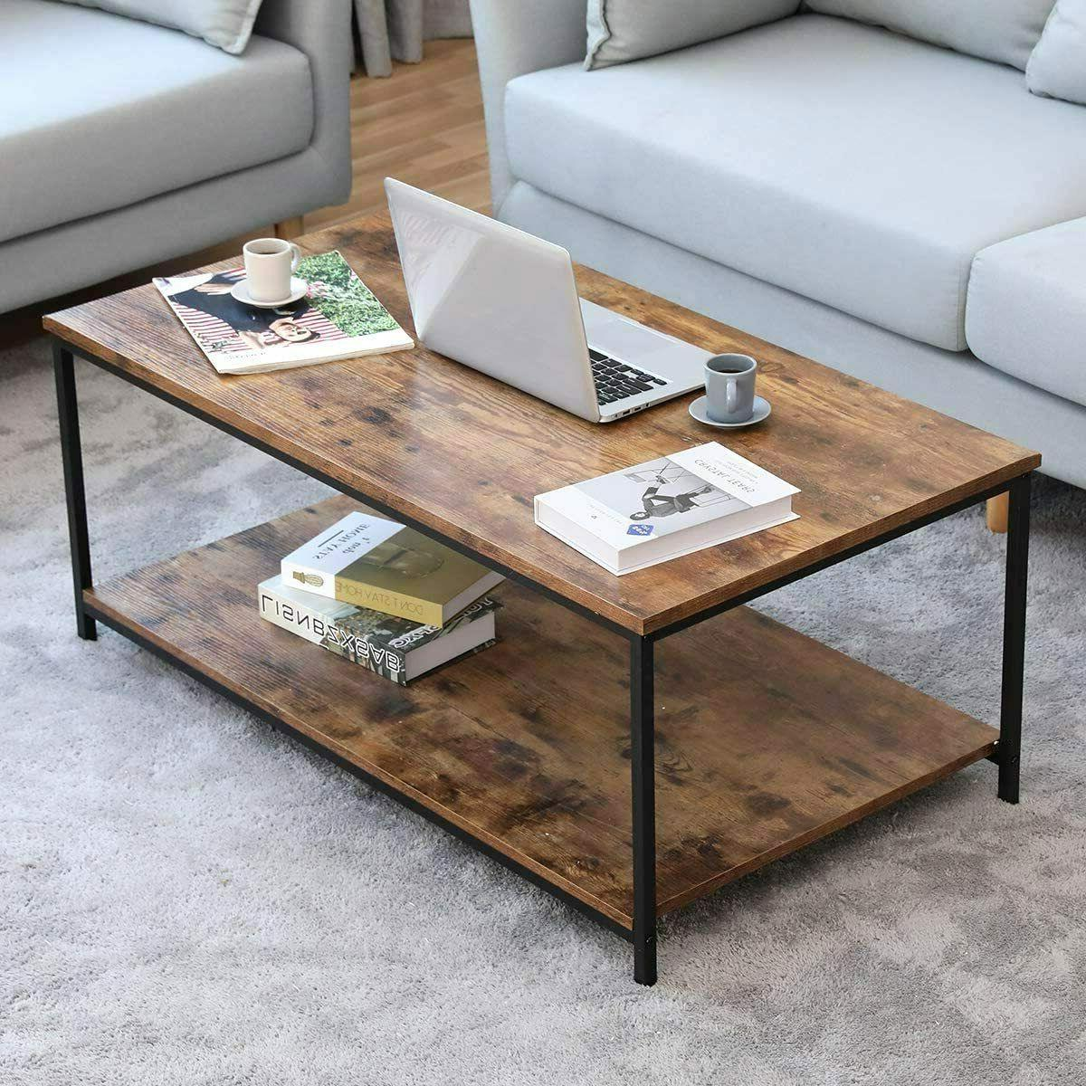 modern wood round end tables console coffee