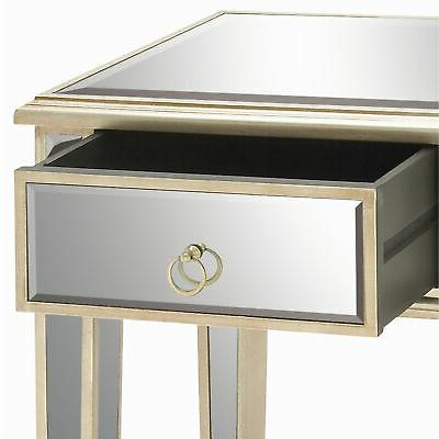 Zimlay Wooden Table And Drawer